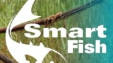 Smart Fish logo of a line art fish with the text Smart Fish